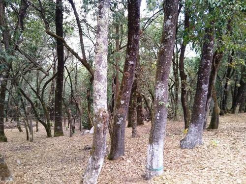 terreno en venta en espíritu santo, jilotzingo rtv-3980