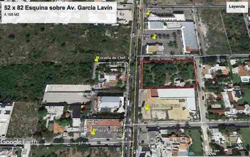 terreno en venta en esquina de avenida andrés garcía lavín folio itv-1026