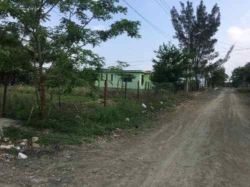 terreno en venta en esquina sobre calle central 6, altamira, tamaulipas