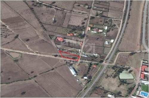 terreno en venta en ex-hacienda de xala, axapusco, estado de méxico