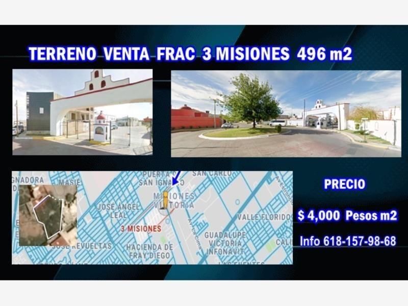 terreno en venta en frac 3 misiones