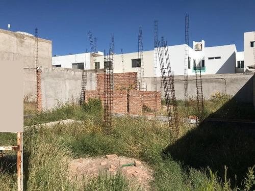 terreno en venta en fracc el roble residencial