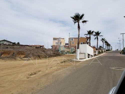 terreno en venta en fraccionamiento campo real playas de rosarito
