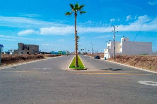terreno en venta en fraccionamiento punta azul, playas de rosarito
