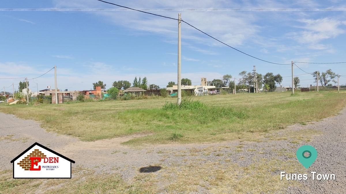 terreno en venta en funes town - esquina -  escriturable 888m²