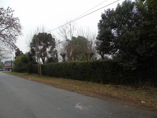 terreno en venta en gonnet calle 504 e/ camino belgrano y 23 dacal bienes raices