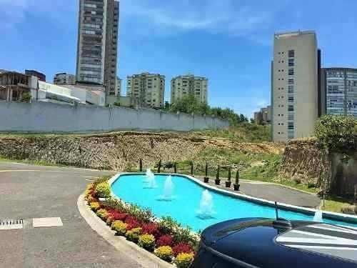 terreno en venta en highland dentro de bosque real 413 m2