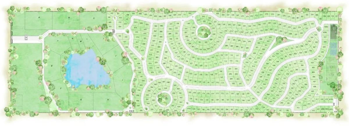 terreno en venta en hudson park