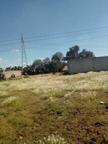 terreno en venta en huitzila, tizayuca, estado de hidalgo