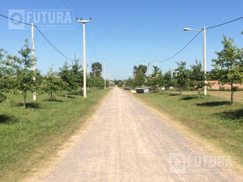terreno en venta en ibarlucea - barrio las casuarinas lote 147 - financiación