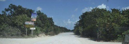 terreno en venta en isla blanca, cancún.