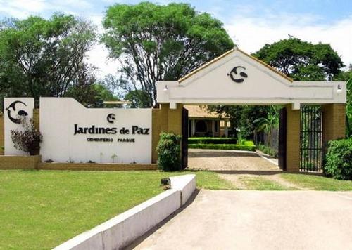 terreno en venta en jardin de paz