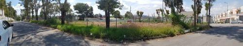 terreno en venta en jardines del sur puebla