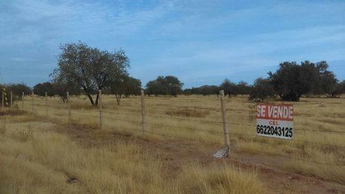 terreno en venta en  la  colonia villa de seris