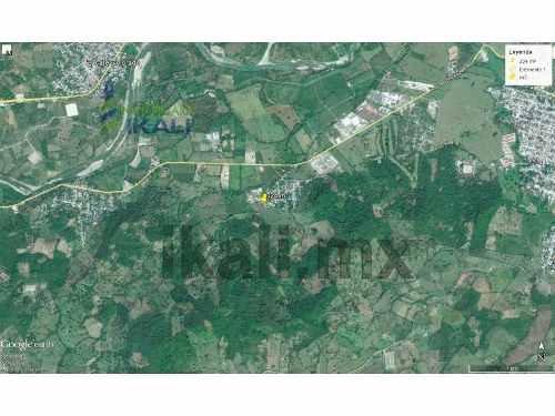 terreno en venta en la laja, coatzintla, se encuentra ubicado en la calle dela verdad, cuenta con 324 m², son 12 m. de frente por 27 m. de fondo, cuenta con el servicio publico de energía eléctrica,