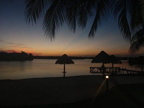 terreno en venta en lagos del sol. 649 m2. smz 305. cancún
