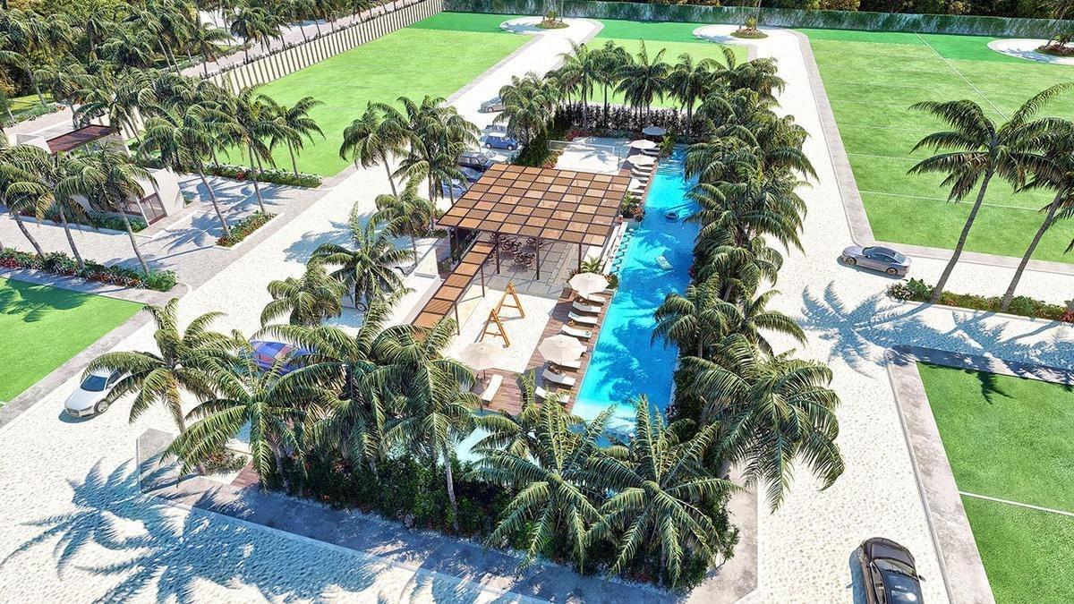 terreno en venta en las playas de yucatán, urbanizados, financiamiento