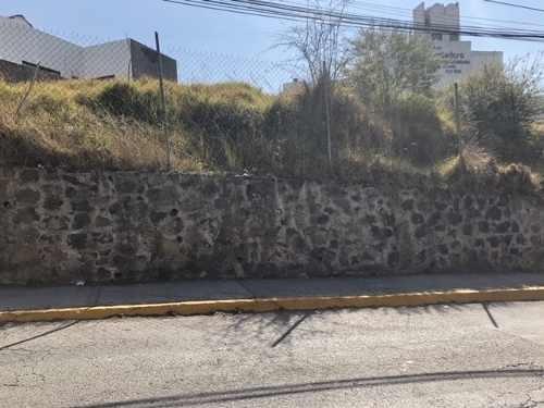 terreno en venta en locaxco cuajimalpa ( 460059 )