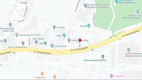 terreno en venta en lomas altas $100,000,000.00 pesos.