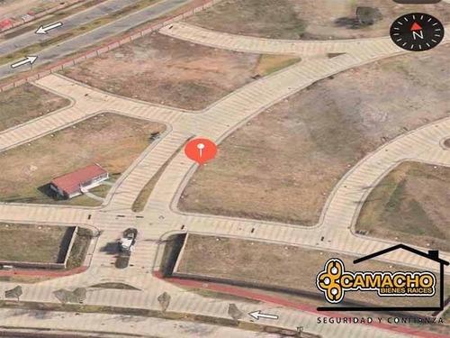 terreno en venta en lomas de angelópolis iii opt-0125