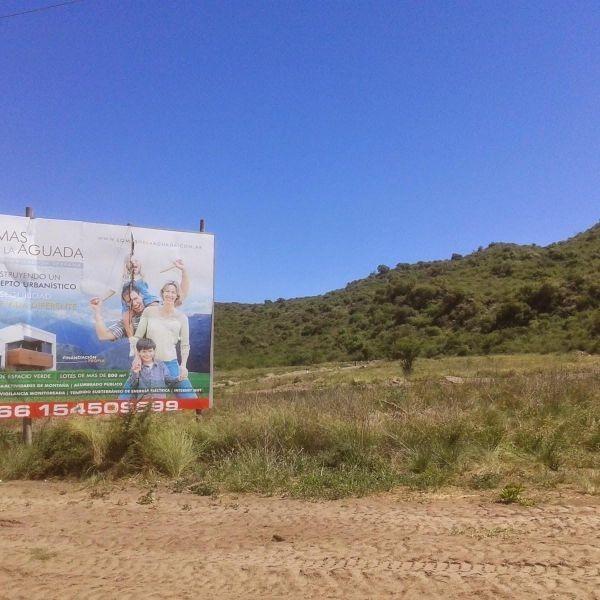 terreno en venta en lomas de la aguada - juana koslay