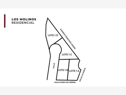 terreno en venta en los molinos residencial