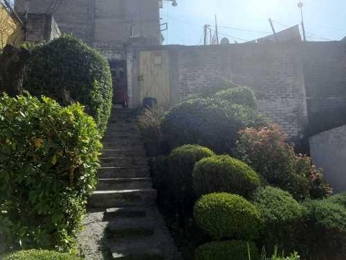 terreno en venta en magdalena contreras