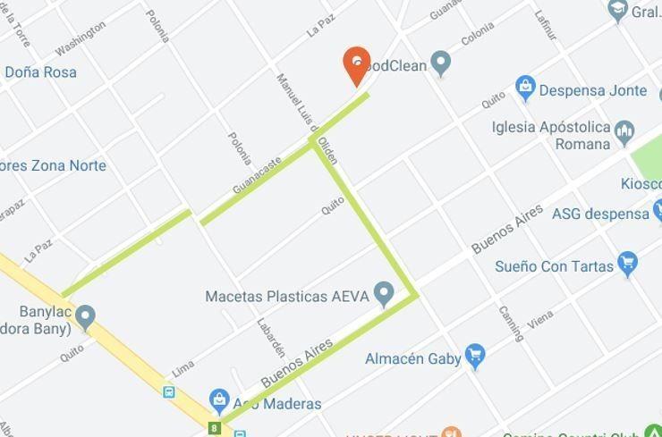 terreno en venta en malvinas argentinas