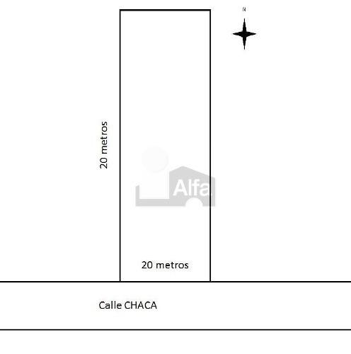 terreno en venta en mérida 1200m2, chablekal, , la ceiba ii, calle chaka.