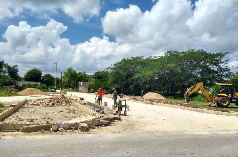 terreno en venta en merida, proyecto privada blanca residencial