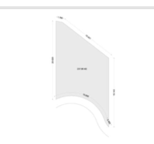 terreno en venta en misión san jerónimo con vista a la reserva. $1,902,880