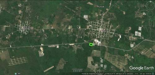 terreno en venta en mococha-baca  2.8 has $150m2