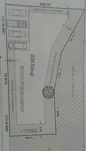 terreno en venta en monterrey carretera nacional carolco