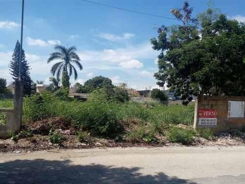 terreno en venta en nuevo yucatán