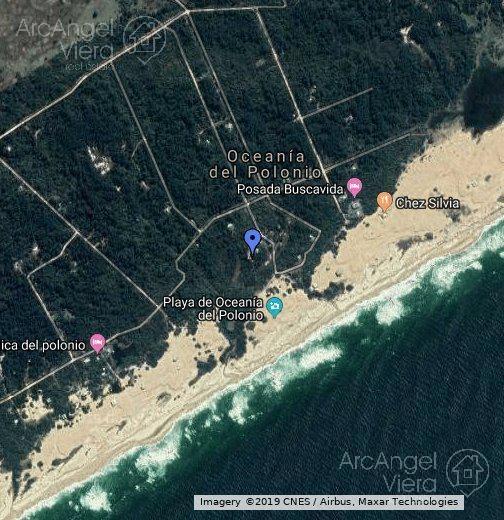terreno en venta en oceanía del polonio -rocha