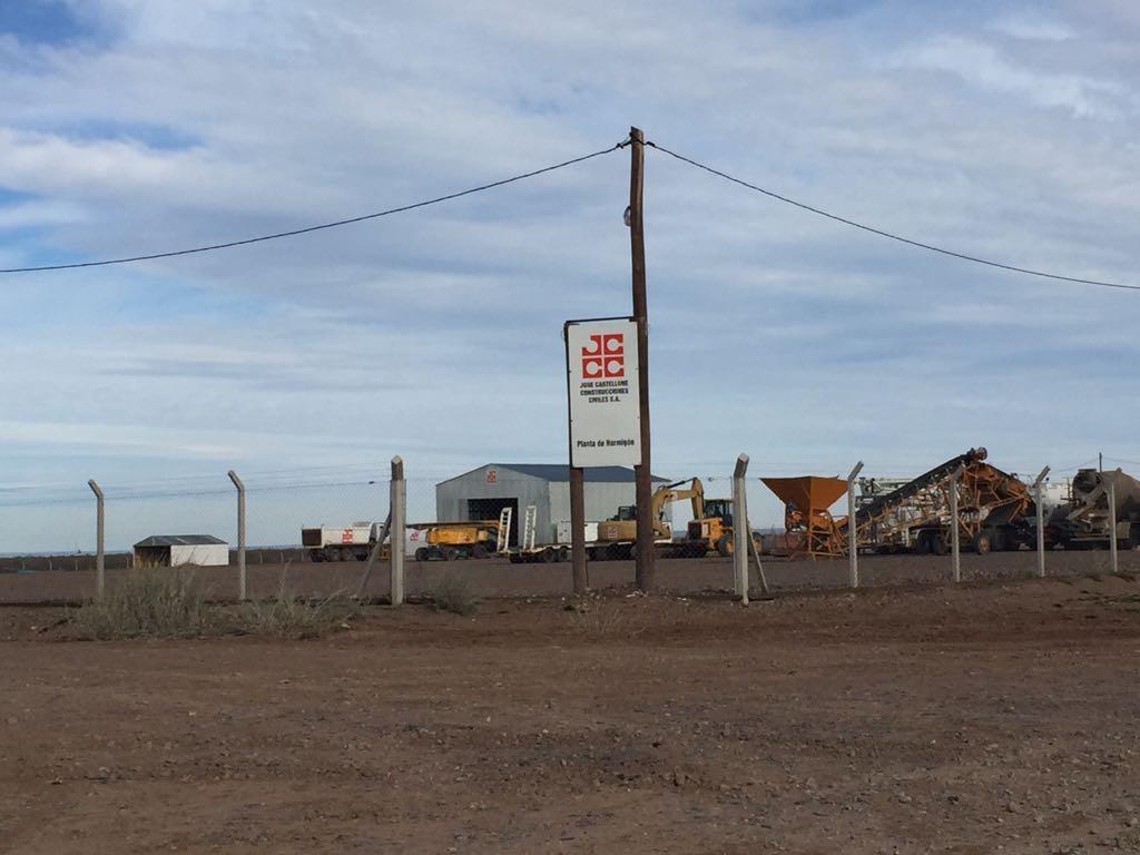 terreno en venta en parque industrial añelo vaca muerta
