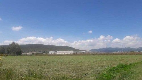 terreno en venta en parque industrial querétaro
