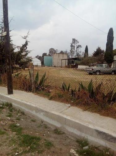 terreno en venta en paseo toltepec toluca a 15 min de ixtlahuaca