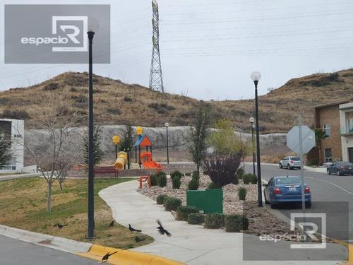terreno en venta en pedregales frente a parque con super vista