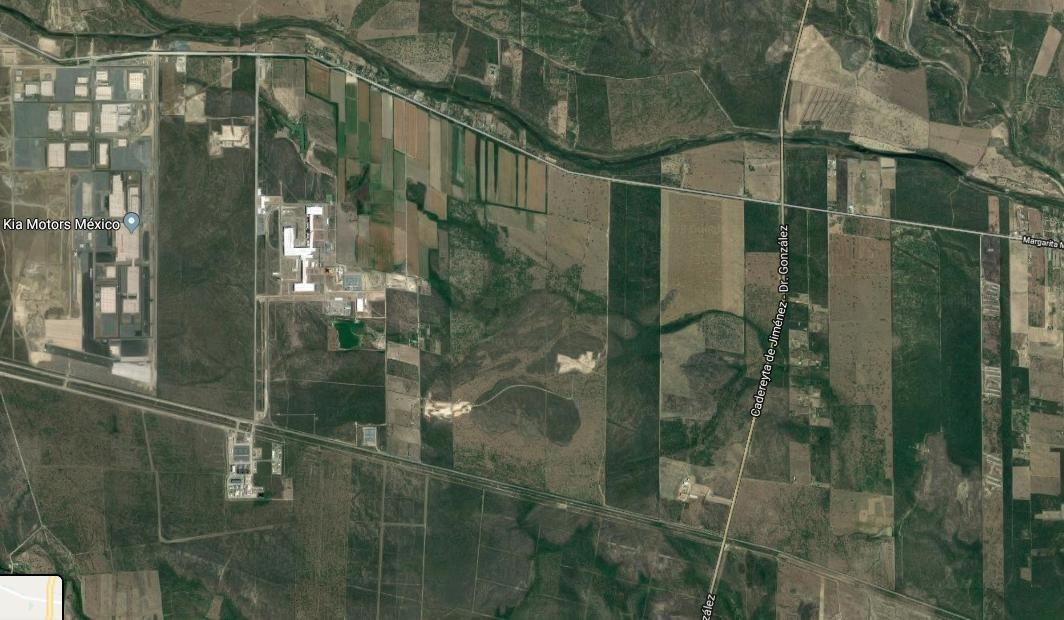 terreno en venta en pesqueria, zona kia-ternium