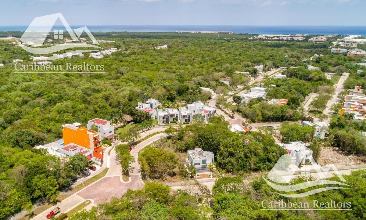 terreno en venta en playa del carmen/riviera maya/el cielo