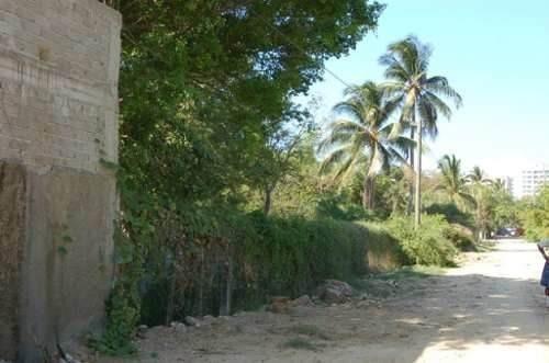 terreno en venta  en playa diamante acapulco