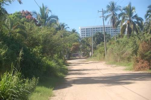 terreno en venta  en playa diamante acapulco