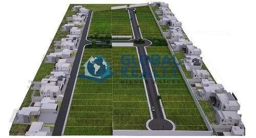 terreno en venta en privada avenida conkal. tv-4935