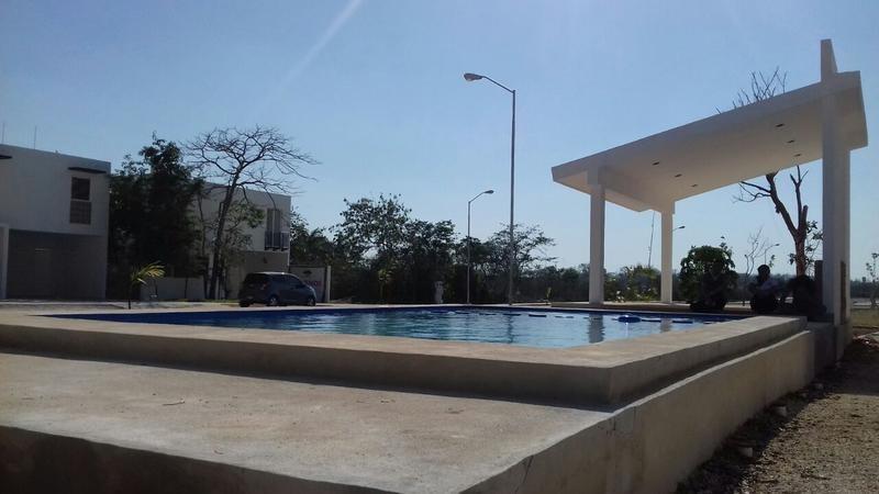 terreno en venta en privada conkal, merida yucatan.