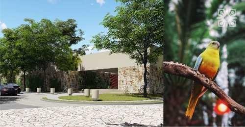 terreno en venta en privada el cortijo, zona mérida tv-5462