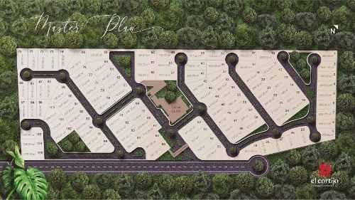 terreno en venta en privada el cortijo, zona yucatán tv-5482