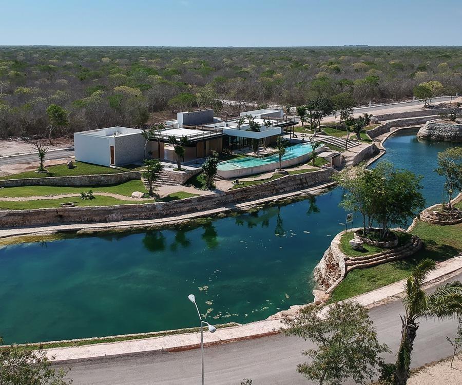 terreno en venta en privada puerta de agua en mérida,yucatán