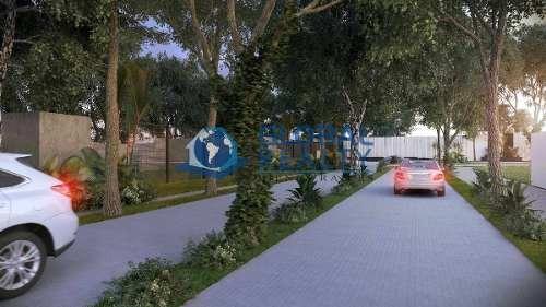 terreno en venta en privada residencial, zona cholul tv-4881