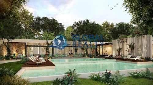 terreno en venta en privada residencial, zona cholul tv-4883